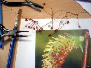 Wire Making Sculpture Workshop (1)